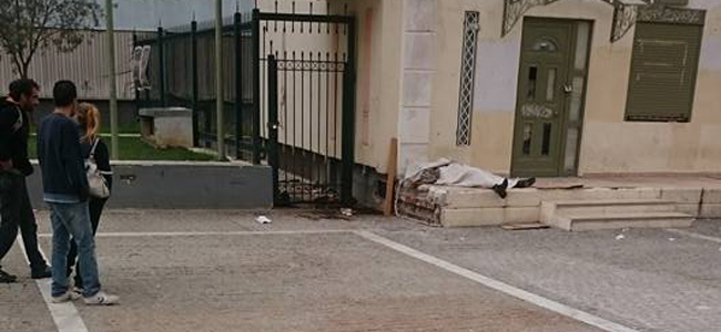 ΑΠΟΚΛΕΙΣΤΙΚΟ: Νεκρός 100 μέτρα από το Δημαρχείο Αθηνών