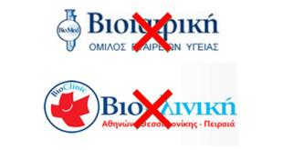 Μείνετε μακριά από Βιοιατρική Θεσσαλονίκης - Βιοκλινική Θεσσαλονίκης