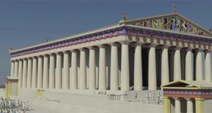 Δείτε την αρχαία Ακρόπολη σε 3D και HD
