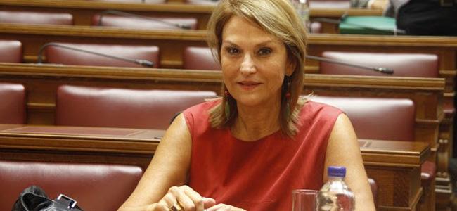 1.000.000€ στους λογαριασμούς της η κα Ρεπούση (συνωστισμός χρημάτων!)