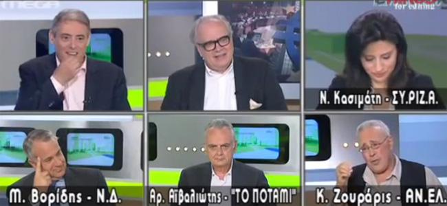 Ζουράρις: Θα ψηφίζω ΣΥΡΙΖΑ ακόμα και αν προτείνει την προσάρτηση της Μακεδονίας στα Σκόπια