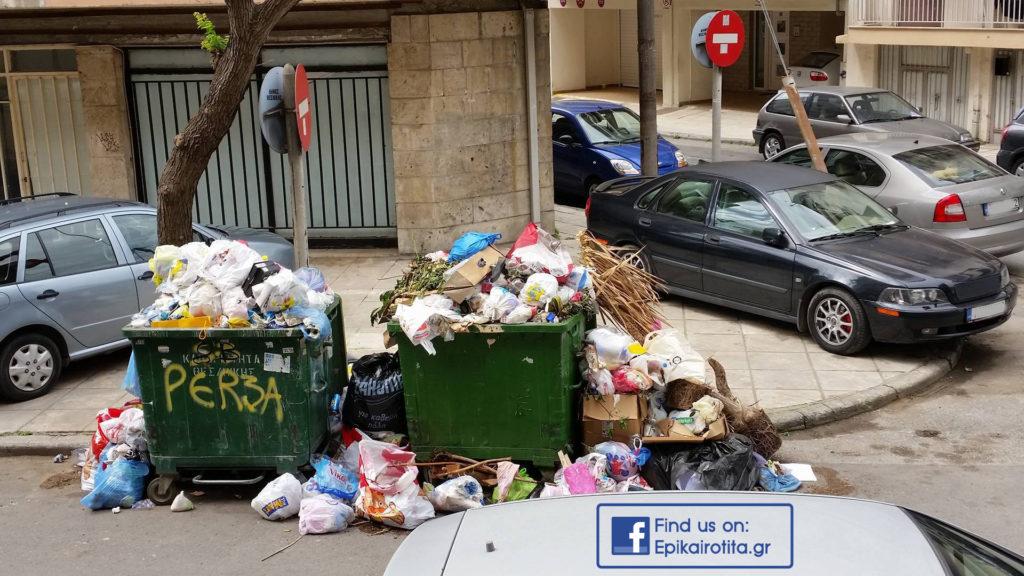 5/4/2016 - Καθαριότητα στο Δήμο Θεσσαλονίκης