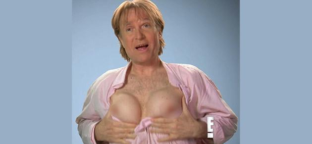 Χαρτοπαίκτης έβαλε γυναικείο στήθος για να κερδίσει 100.000 δολλάρια σε στοίχημα (Βίντεο)!!!