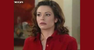 Θλίψη! Πέθανε η ηθοποιός Γεωργία Αποστόλου (43 ετών)...