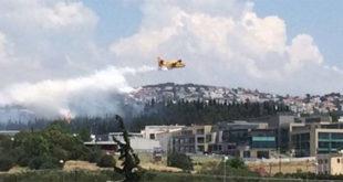 ΤΩΡΑ! Καίγεται η Θεσσαλονίκη! 4 πυρκαγιές...