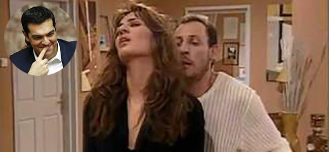 Δήμητρα Ματσούκα: Είμαι τρελά ερωτευμένη με τον Αλέξη Τσίπρα!