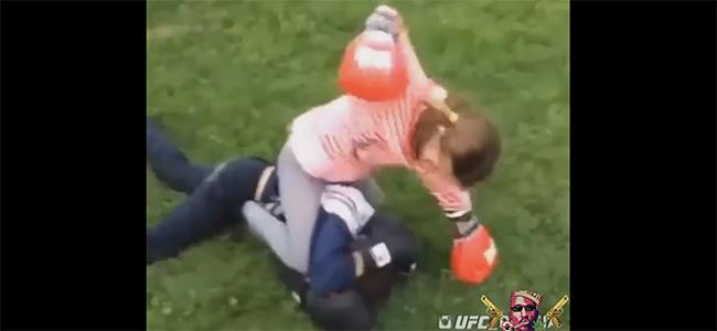 Η μικρή boxer που θα λατρέψεις! Thug Life Video :)