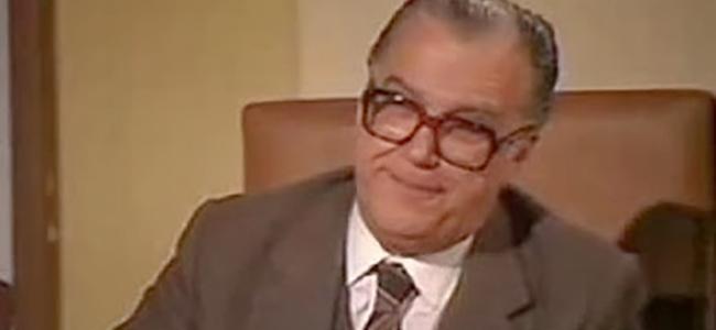 Σοκ! Πέθανε ο μεγάλος ηθοποιός Γιάννης Μιχαλόπουλος! :(