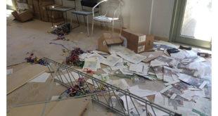 """Διέλυσαν το Δημαρχείο Θεσσαλονίκης οι καταληψίες του """"No Border Camp""""! (Φωτογραφίες)"""