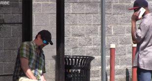 Κλέφτες παθαίνουν ηλεκτροπληξία μόλις κλέβουν κινητό με ηλεκτρική παγίδα (taser)! (Βίντεο)