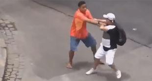 Άγριες κλοπές και Βία στους Ολυμπιακούς του Rio 2016 (Βίντεο)