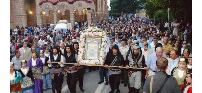Οι Τούρκοι απαγόρευσαν τη Θεία Λειτουργία τον Δεκαπενταύγουστο...