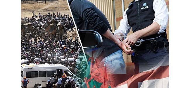 Αγγλία: 900 συλλήψεις Σύριων μεταναστών για βιασμούς και παιδική κακοποίηση