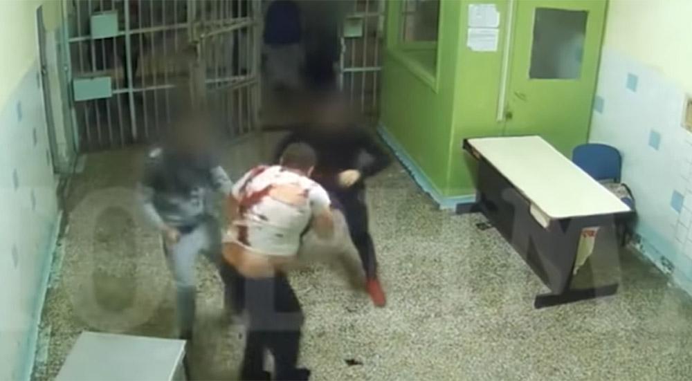 Δολοφονία με μαχαιρώματα αλβανού κρατούμενου στον Κορυδαλλό. Δείτε το σοκαριστικό βίντεο!