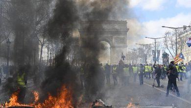 """Τα """"κίτρινα γιλέκα"""" ξαναχτυπούν και καίνε όλο το Παρίσι! Συγκρούσεις, φωτιές και τραυματίες! (Βίντεο)"""