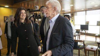 Μπουτάρης: Εύχομαι η Νοτοπούλου να εκλεγεί Δήμαρχος Θεσσαλονίκης