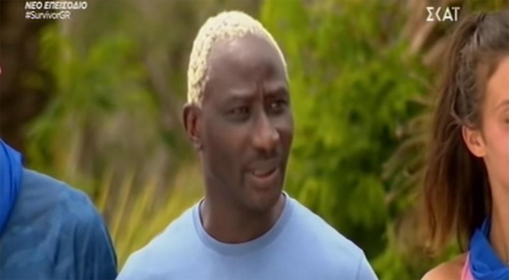 Πατρίκ Ογκουνσότο: Είμαι Κρητικός από τα Ανώγεια και ας γεννήθηκα στην Αφρική! (Βίντεο)