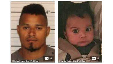 33χρονος σκότωσε 4 μηνών μωρό όταν έμαθε ότι δεν είναι ο πατέρας του! Το γρονθοκόπησε μέχρι θανάτου!