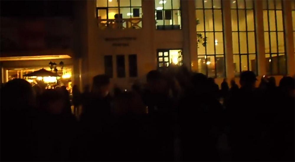 Νύχτα με προστασία ΜΑΤ φυγάδευσαν τον ειρωνικό Αρβανίτη από την Κατερίνη! (Βίντεο)
