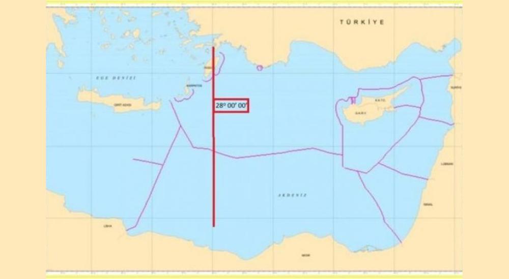 Η Τουρκία διεκδικεί στον ΟΗΕ ολόκληρη την Κύπρο και την Κρήτη!