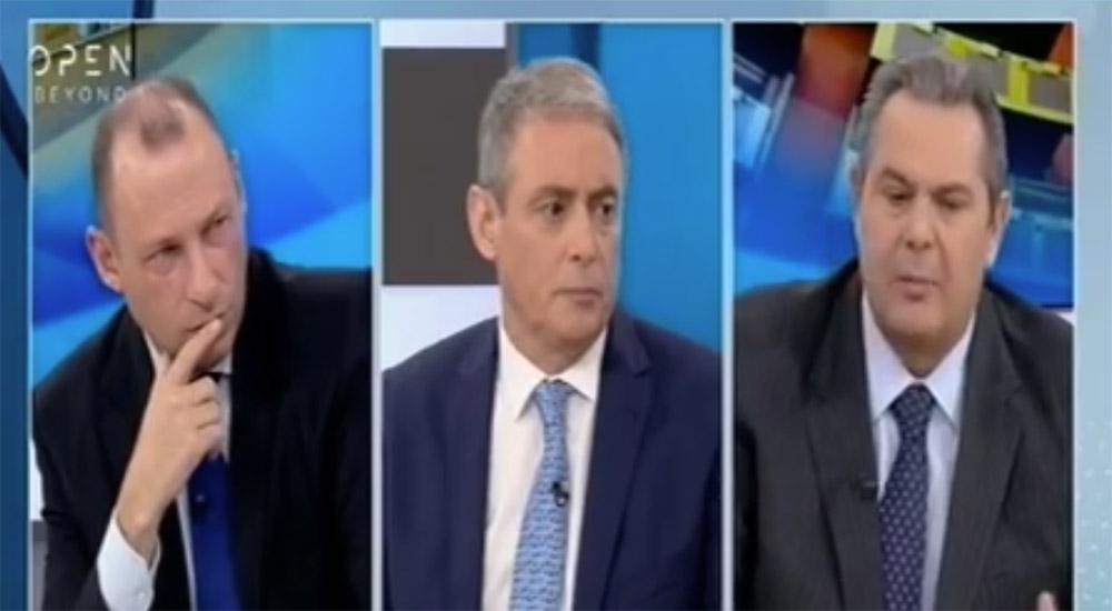 Καμμένος: Προτρέπουν όλη την Ελλάδα να γίνουν αντιρρησίες συνείδησης - Γίνονται επικίνδυνα πράγματα στο Υπ. Εθνικής Άμυνας (Βίντεο)