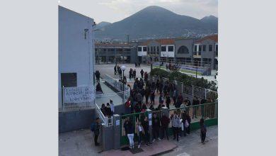 Ξεκίνησαν καταλήψεις στα σχολεία! Το λύκειο Δεμενίκων βρίσκεται σε κατάληψη εδώ και μία εβδομάδα...