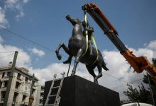 Το άγαλμα του Μεγάλου Αλεξάνδρου τοποθετείται ΕΠΙΤΕΛΟΥΣ στην Αθήνα