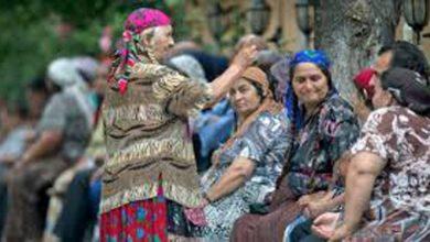Ρομά μητέρες