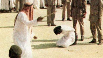 Στην Σαουδική Αραβία αποκεφάλισαν 5 άντρες που παραδέχθηκαν ότι είναι gay μετά από βασανιστήρια.