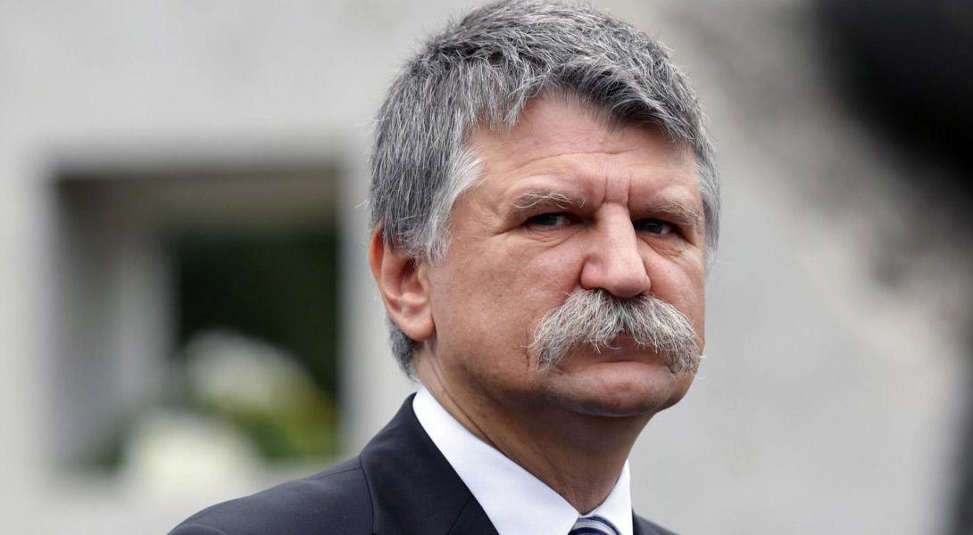 Πρόεδρος Ουγγρικού Κοινοβουλίου
