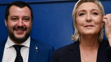 Salvini - Lepen