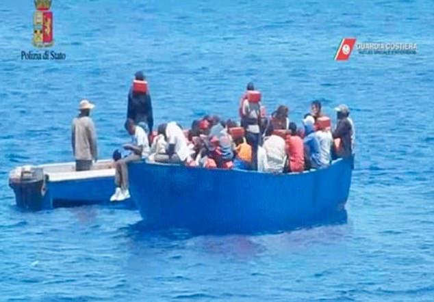 Λαθρομετανάστες στην Ιταλία #2