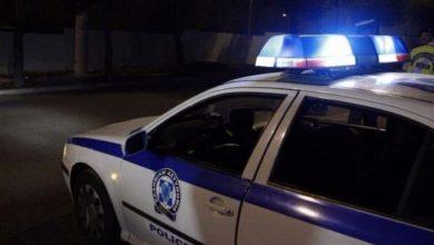 Αστυνομία - περιπολικό