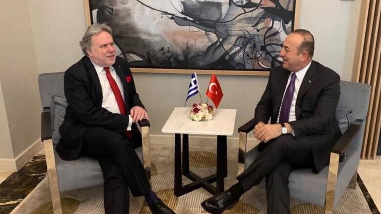 Κατρούγκαλος για Τουρκία